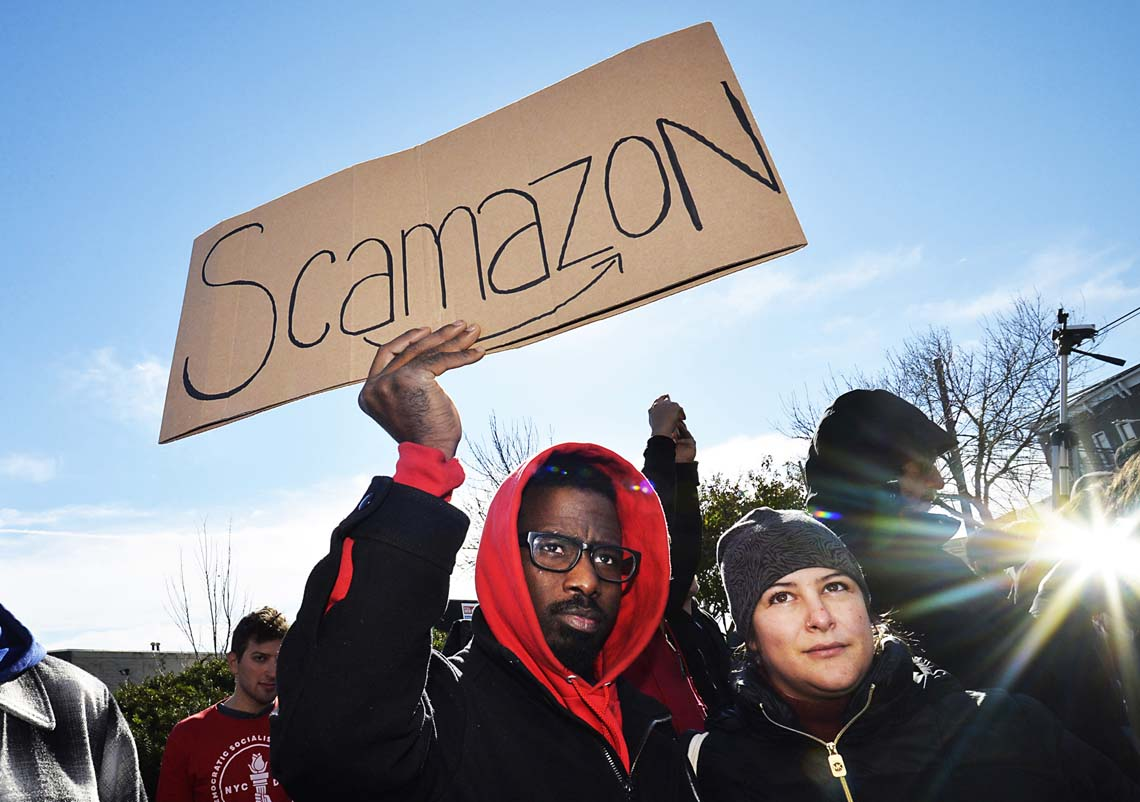 111418amazonprotest2MATT
